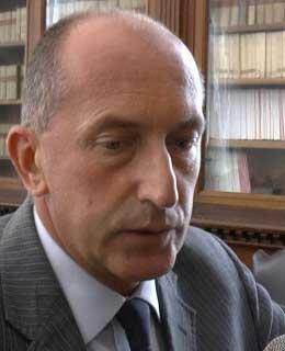 Luigi Merlo, presidente Autorità portuale di Genova