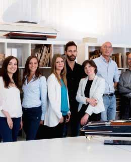 Officina Italiana Design Il team