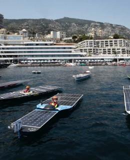 Monaco Solar Boat Challenge