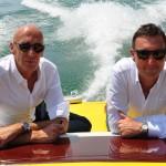 Mauro Miche e Sergio Beretta