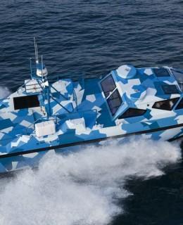 Ecco Mni (Mezzo Navale Interforze), il 15 metri prodotto da Baglietto Navy