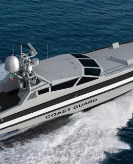 L'ultimo progetto Coast Guard 19 metri di Effebi
