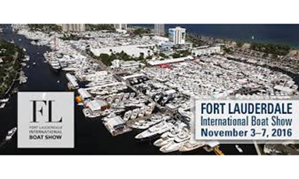 Una panoramica del Fort Lauderdale International Boat Show