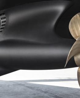 l nuovo sistema di propulsione sviluppato da Azimut-Benetti con Rolls Royce