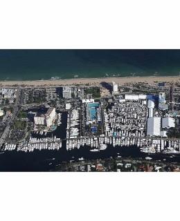 Una panoramica di Fort Lauderdale Boat Show