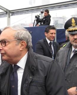 Giuseppe Bono, amministratore delegato di Fincantieri