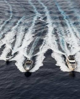 La Flotta Ferretti Group a Fort Lauderdale