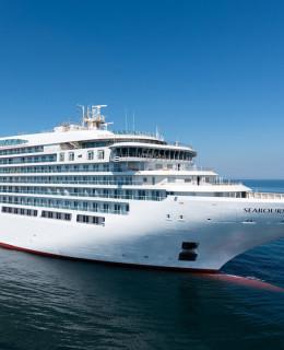 Seabourn Encore, la prima di due navi extra lusso