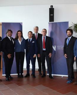 Da sinistra: Pollicardo, Amico,Tacoli, Vitelli, Cappeddu, Gavino, Salvemini, Ratti, Aprea