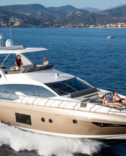 Azimut 66 Fly tra i finalisti del Powerboat of the Year