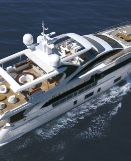 Azimut Grande 35 metri venduto al Miami Boat Show