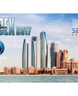 Il manifesto di Navdex Abu Dhabi 2017