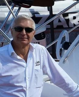 Piero Formenti al Fort Lauderdale International Boat Show 2016
