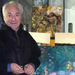 Il pittore Raffaele De Rosa