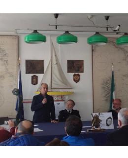 XLIII Coppa Carnevale Viareggio: un momento della conferenza stampa