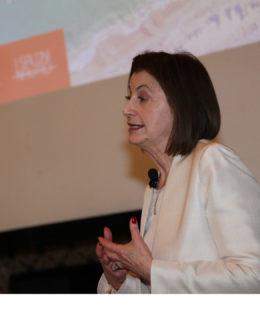 Carla Demaria, presidente Ucina, presenta il Nautico 2017