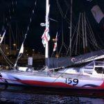 Vento di Sardegna nella darsena di Cagliari
