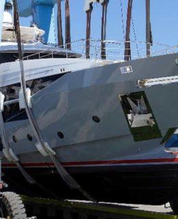Benetti Lejos 3, superyacht di 38 metri della linea Fast