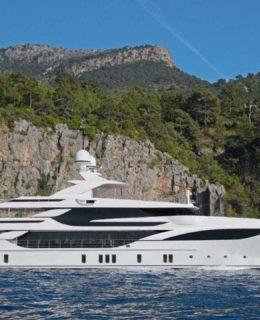 Benetti FB703, superyacht custom di 47 metri