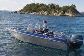 Partnership Yamaha-Buster Boats