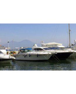 Palermo Group, alcune barche della flottadi Napoli nella darsena di Mergellina