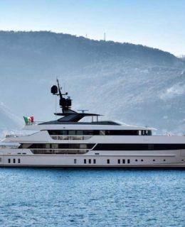 Sanlorenzo 52Steel Seven Sins. Gran debutto allo Yacht Club de Monaco