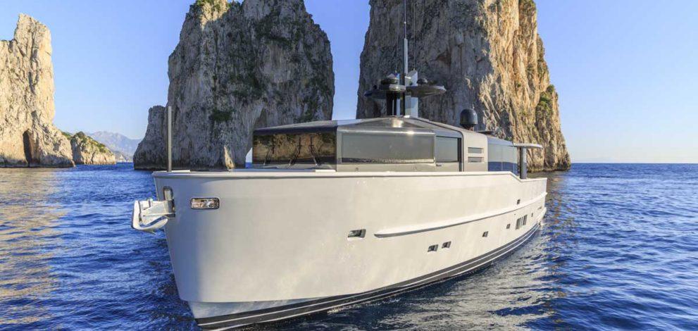 Arcadia Yachts A85. Venduto il dodicesimo esemplare