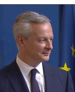 Dossier Stx-Fincantieri. Nella foto il ministro francese Bruno La Maire