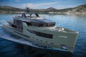 Tris Arcadia Yachts. Il progetto For.Th. di 47 metri