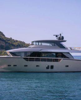 World Yachts Trophies: Sanlorenzo SX88