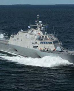 Nuova Lcs Fincantieri Marinette per Us Navy