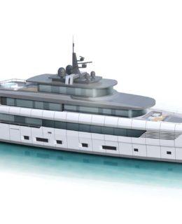 Perini Navi vende un motoryacht di 56 metri