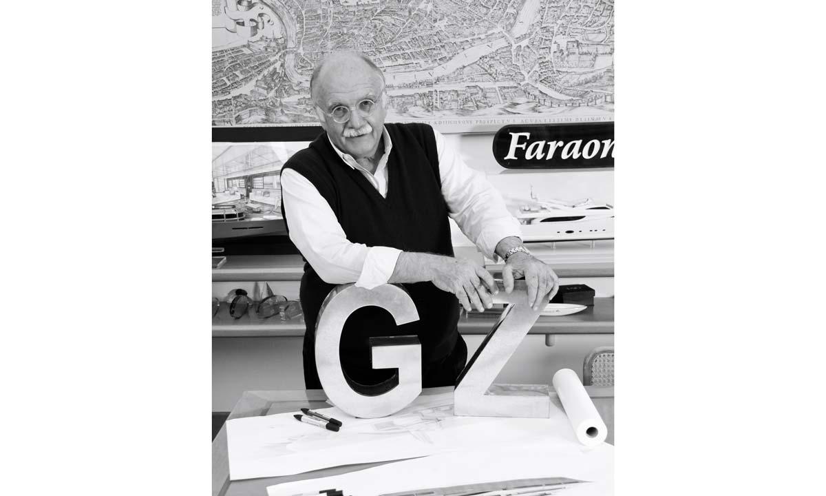 Gianni Zuccon, fondatore dello studio Zuccon International Project