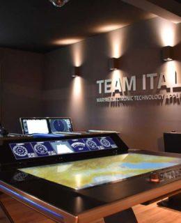 Mets 2017, lo stand di Team Italia