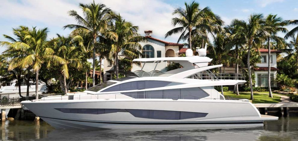 Il nuovo Pearl Yachts 80