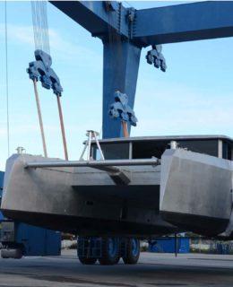 Elianto, il catamarano sostenibile e senza barriere