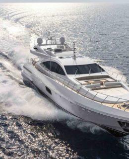 Overmarine vende il quinto yacht del 2017