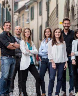 Tacoli imbarca anche Micheli & Beretta. Nella foto la squadra di Officina Italiana Design