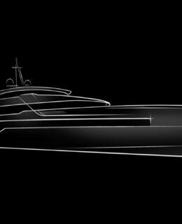 Il progetto fully custom Crn di 62 metri