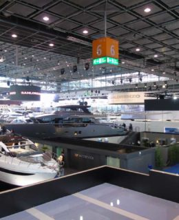 Bellezza Italiana al Boot di Dusseldorf