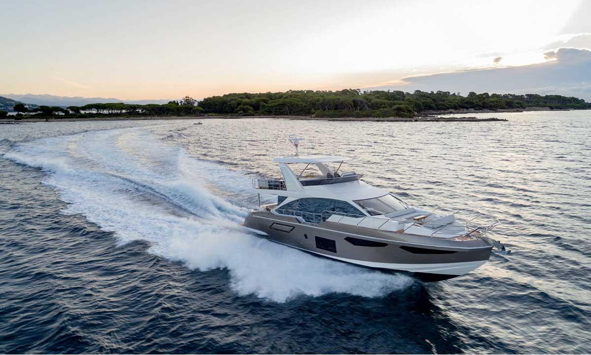 Azimut Yachts 60 Fly