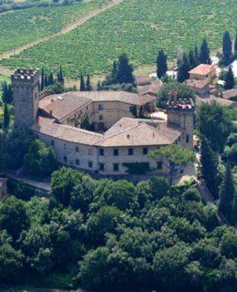Castello di Poppiano, qui è nato il Manzoni...