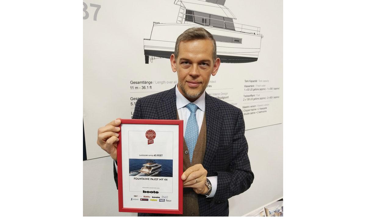 Luca Venica di EuroSail Yacht