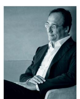 Massimo Perotti, presidente e ceo di Sanlorenzo