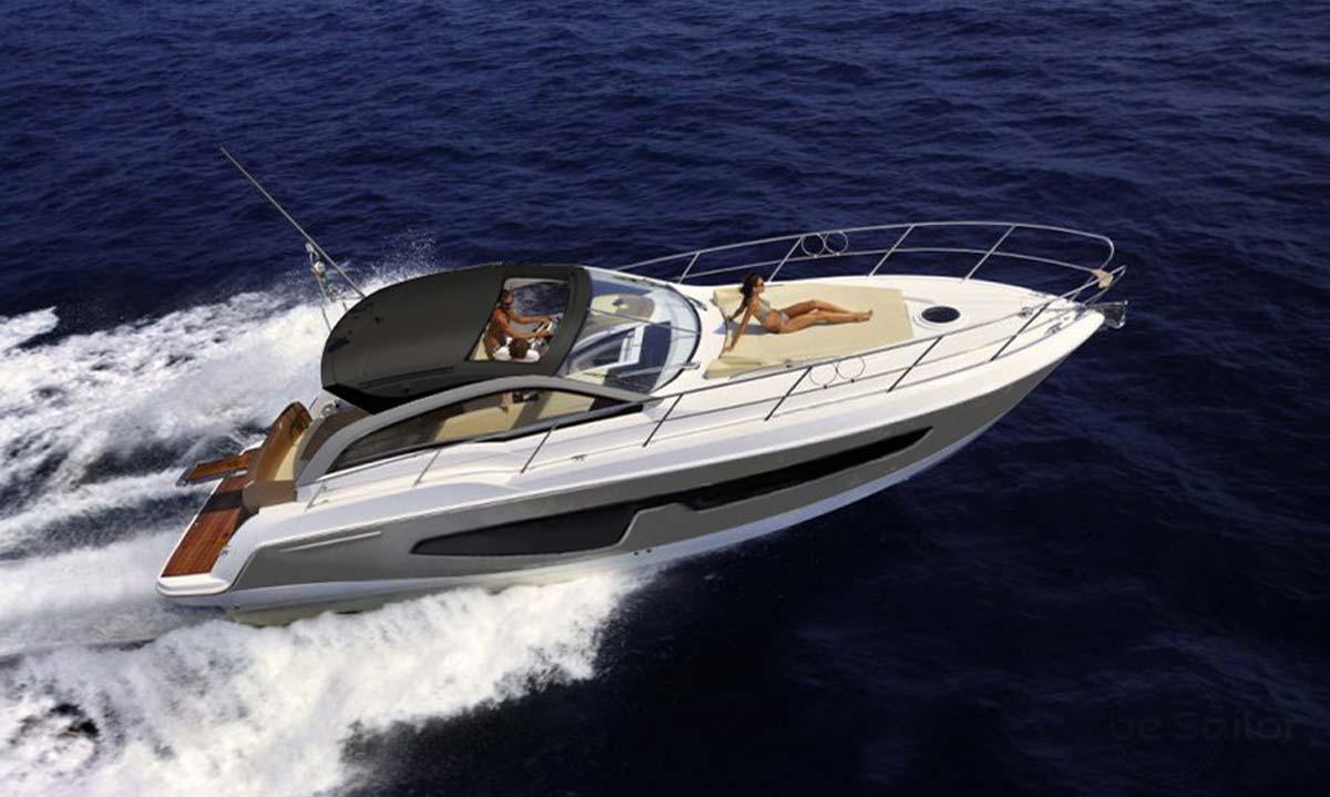 l nuovo C38 di Sessa Marine