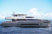 Sirena 85, la nuova ammiraglia del cantiere turco