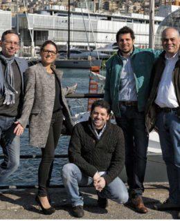 Il team Seamuster