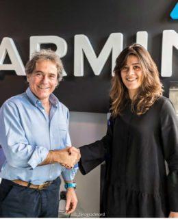 Claudia Rossi con Andrea D'Amato