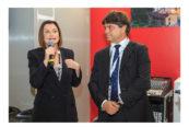 Ice e Ucina: Carla Demaria con Gianpaolo Bruno