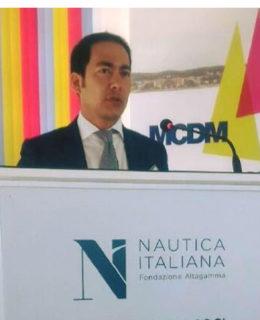 Marco Cappeddu, direttore generale di Nautica Italiana